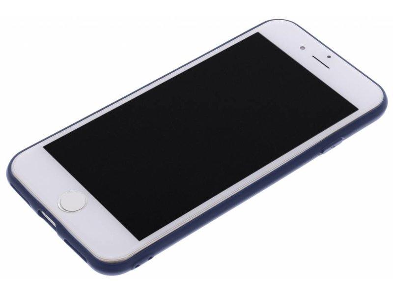 Cheetah design siliconen hoesje voor iPhone 8 / 7