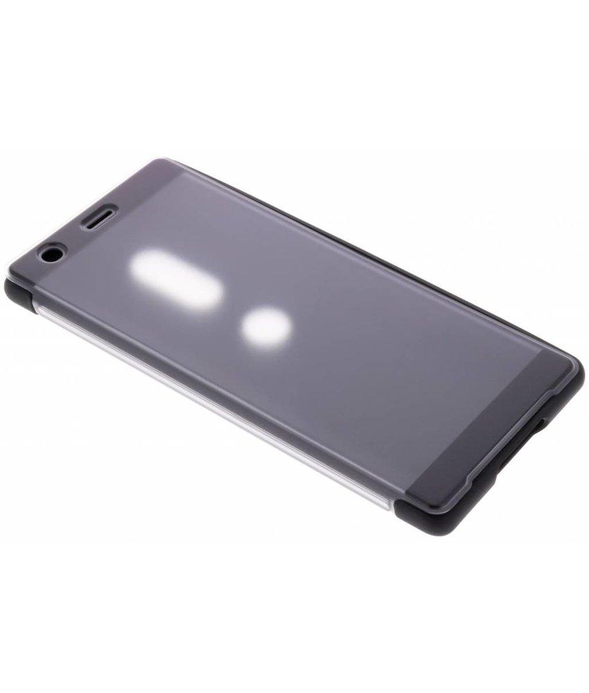 Sony Zwart Style Cover Touch Xperia XZ2