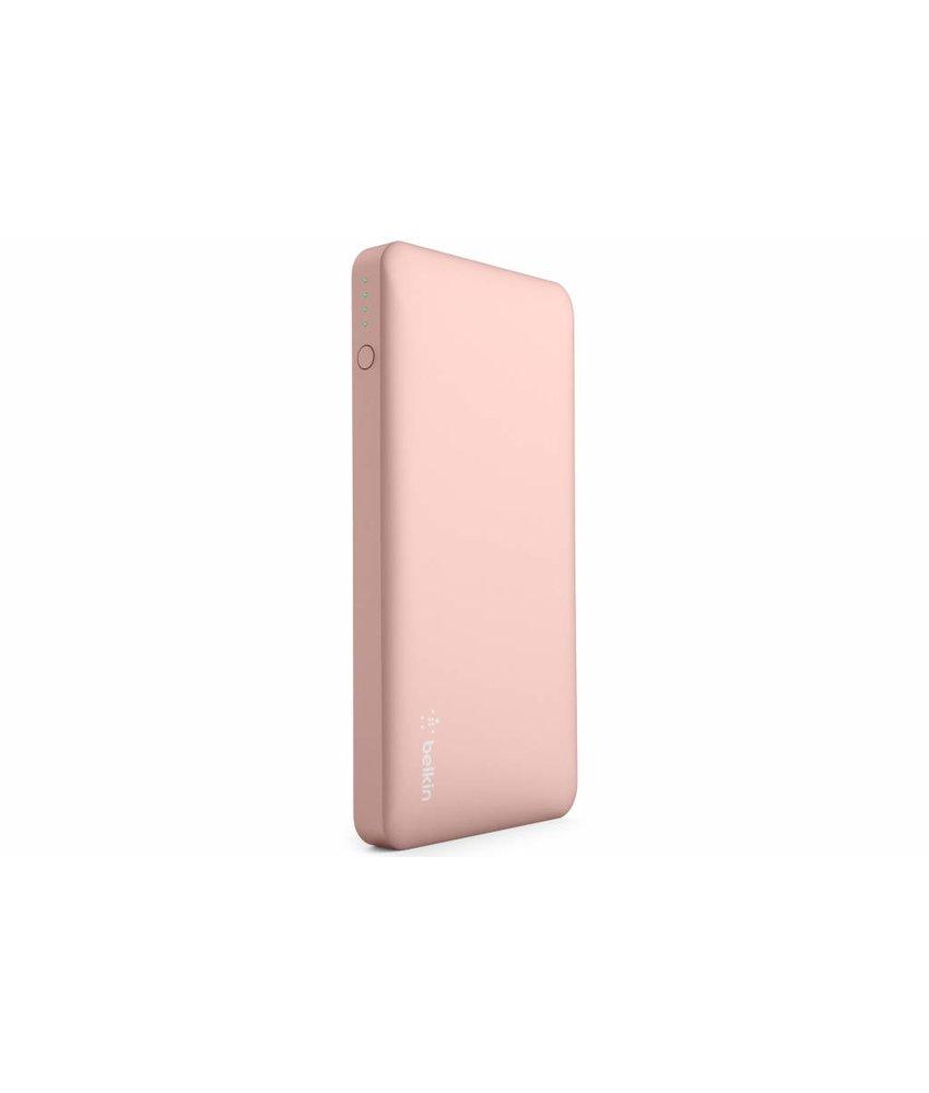 Belkin Rosé Goud Pocket Powerbank 10.000 mAh