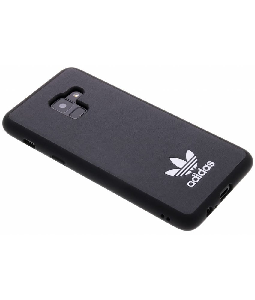 adidas Originals Zwart Basic Logo Case Samsung Galaxy A8 (2018)