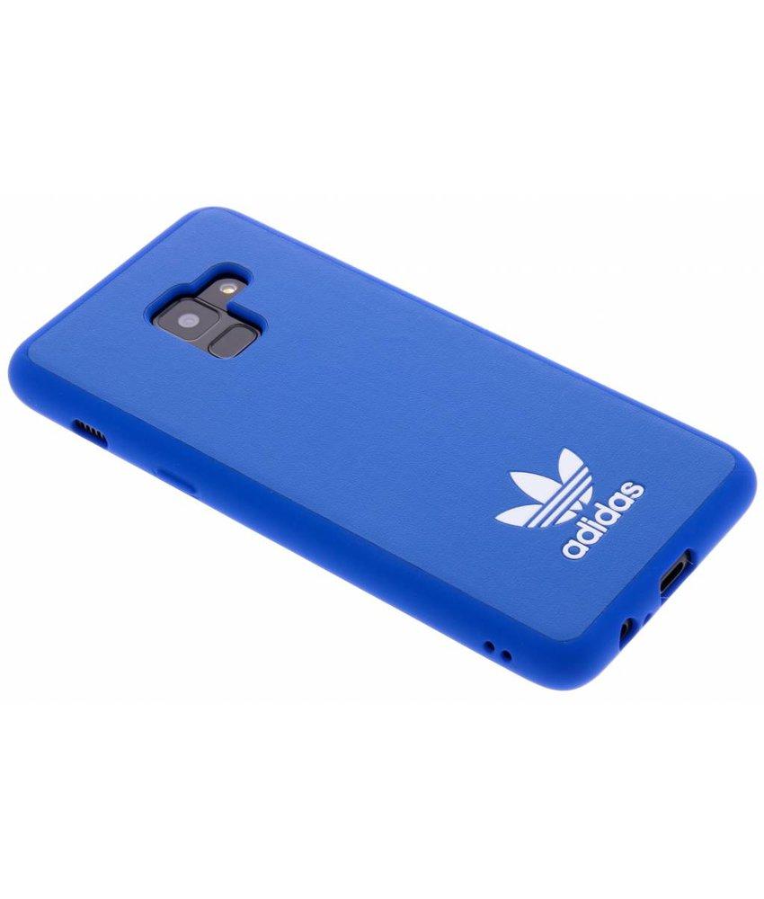 adidas Originals Blauw Basic Logo Case Samsung Galaxy A8 (2018)
