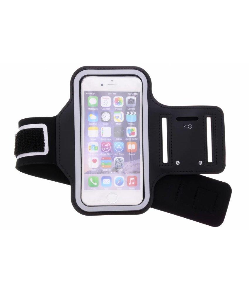 Zwart sportarmband iPhone 6 / 6s
