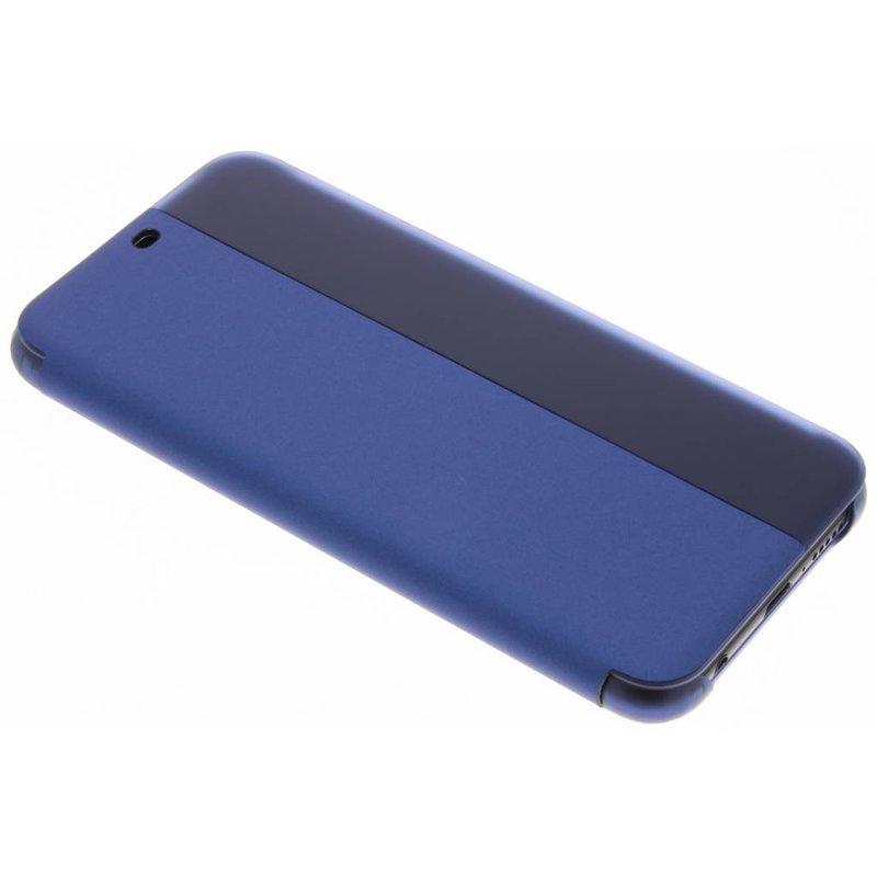 Huawei Blauw Smart View Flip Cover P20 Lite