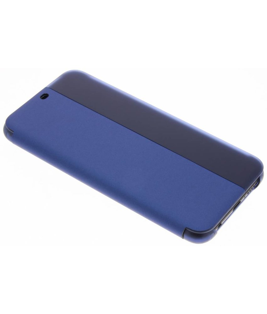 Huawei Blauw Smart View Flip Cover P20 Lite