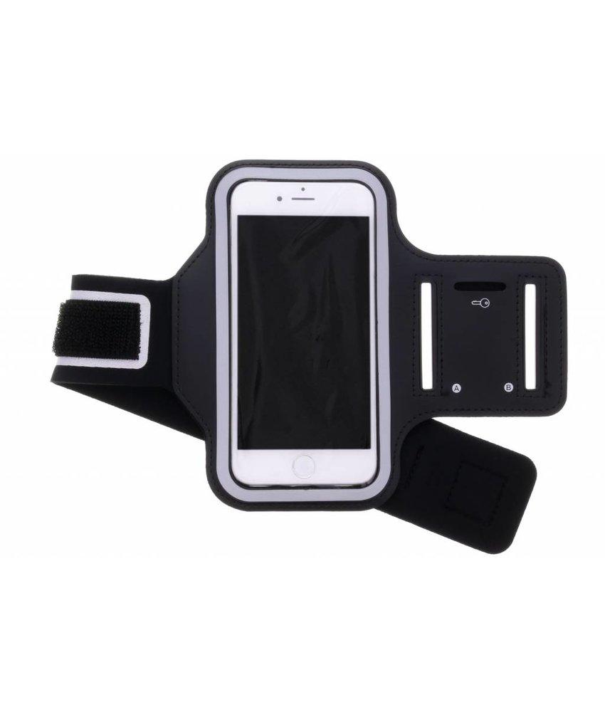 Zwart sportarmband iPhone 8 / 7 / 6s / 6