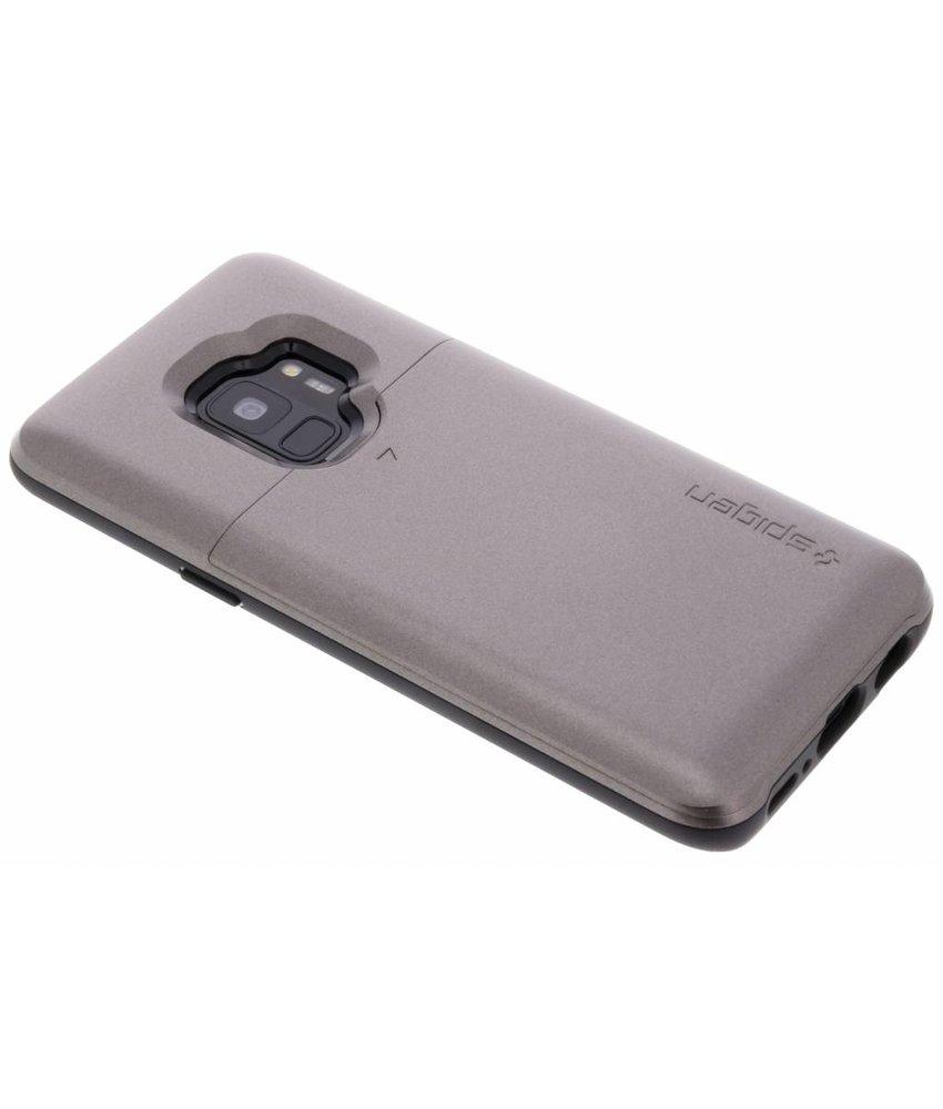Spigen Grijs Slim Armor™ CS Case Samsung Galaxy S9