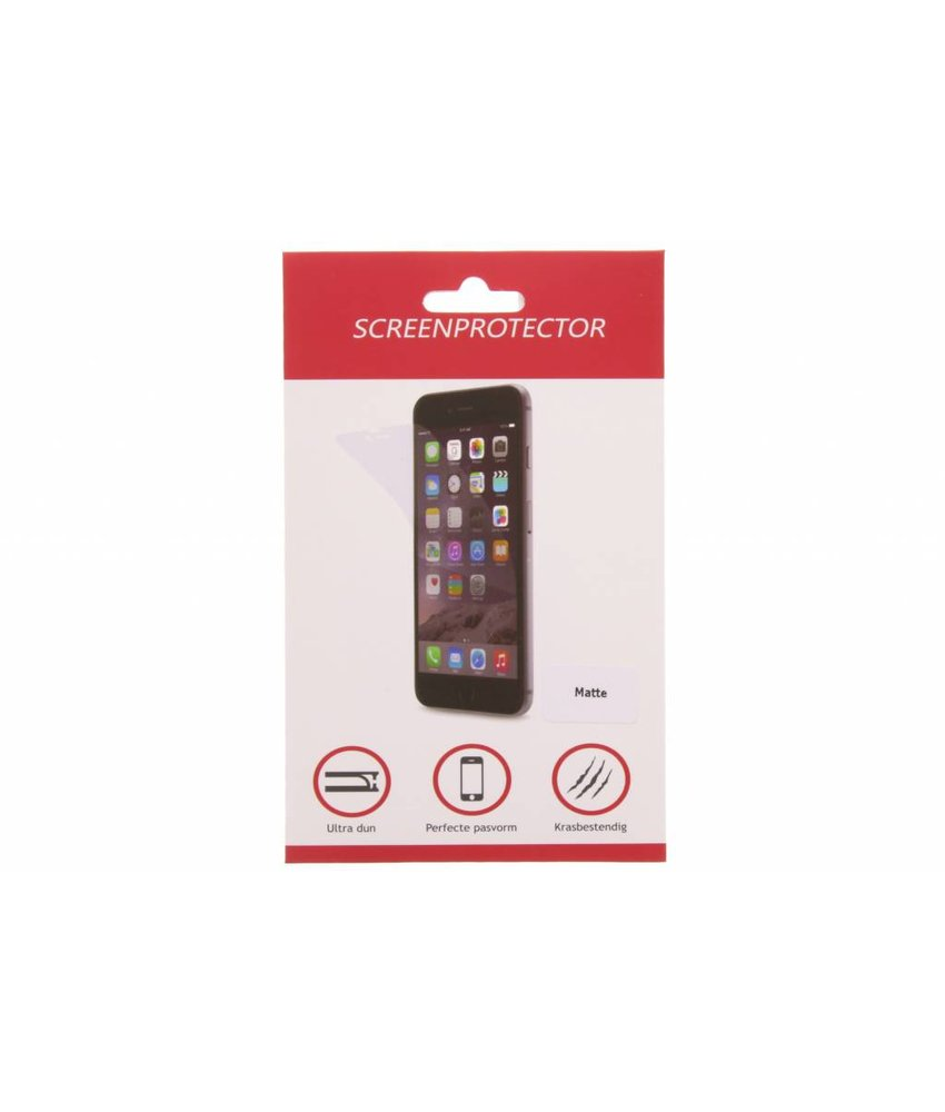 Anti-fingerprint screenprotector Huawei P20 Lite