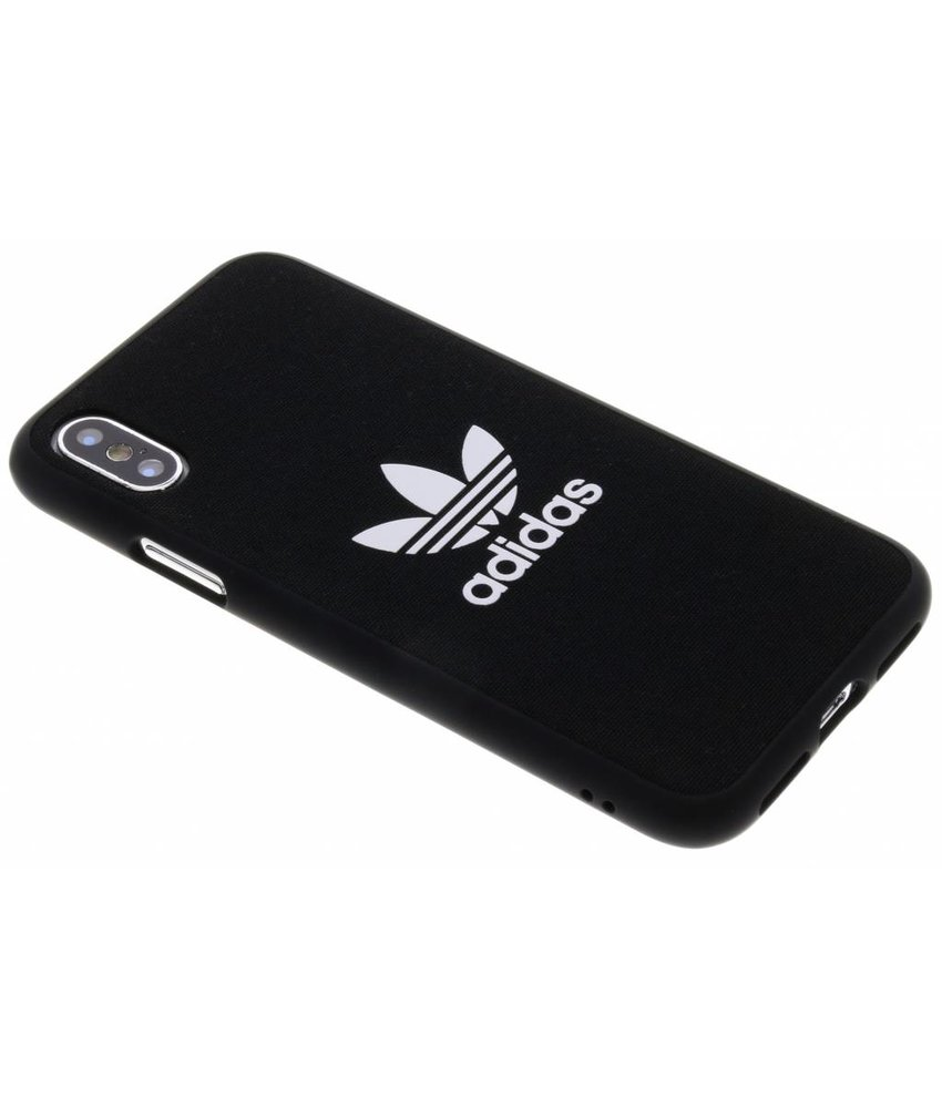 adidas Originals Zwart Adicolor Moulded Case iPhone Xs / X