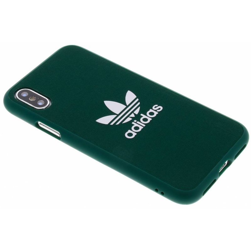 adidas Originals Groen Adicolor Moulded Case iPhone Xs / X