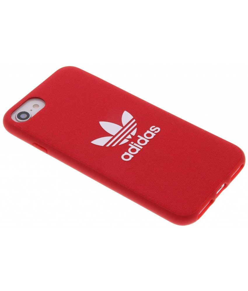 adidas Originals Rood Adicolor Moulded Case iPhone 8 / 7 / 6s / 6