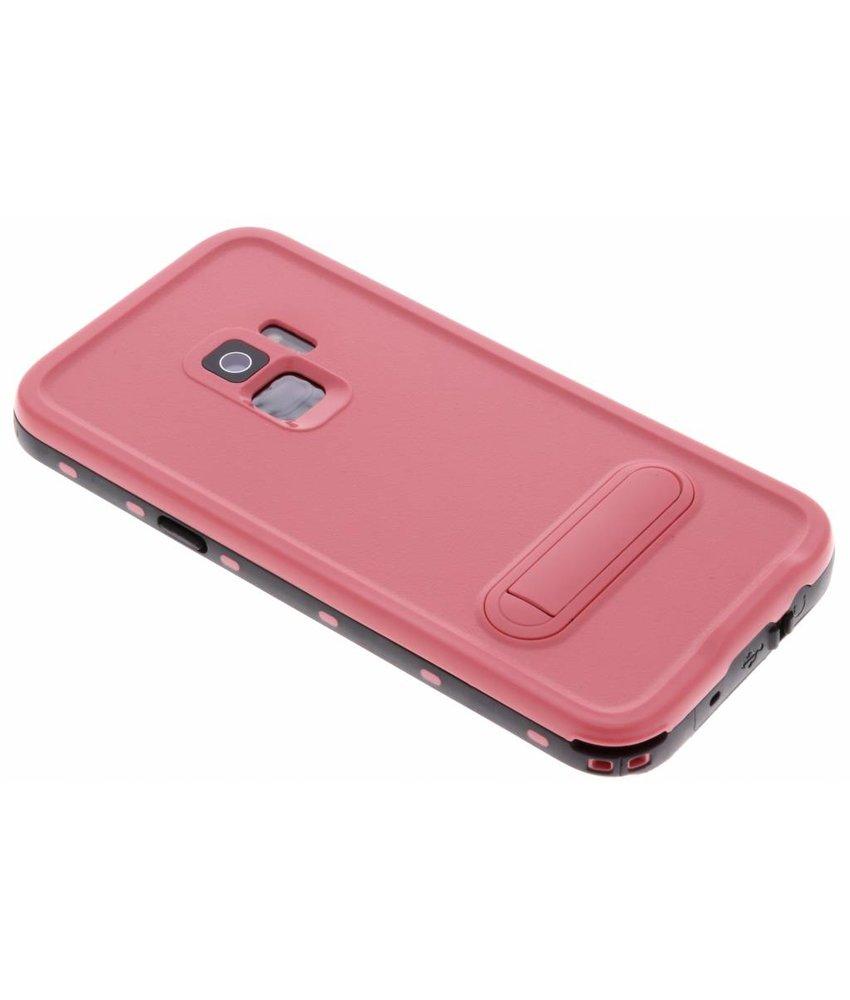Redpepper Roze Dot Waterproof Case Samsung Galaxy S9