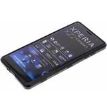 Zwart S-line TPU hoesje voor de Sony Xperia XZ2 Compact