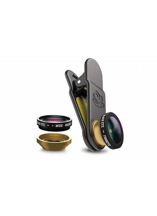 Black Eye 3 in 1 Univeral Smartphone Lens