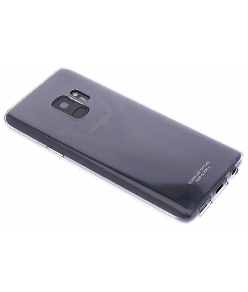 Samsung originele Clear Cover Samsung Galaxy S9
