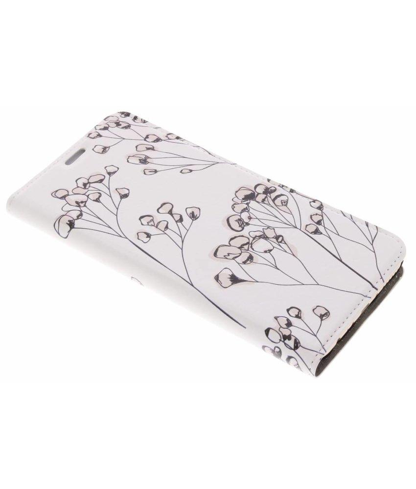 Delicate Design Booklet Huawei Mate 10 Lite