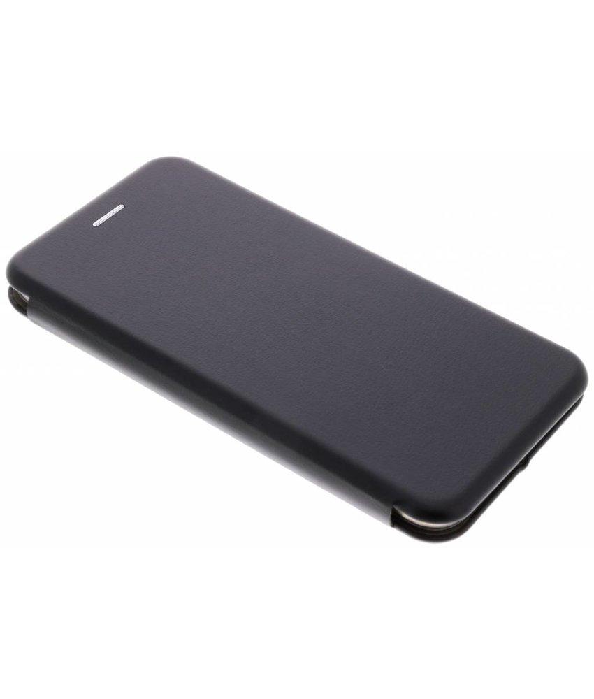 Zwart Slim Foliocase Huawei Mate 10 Lite