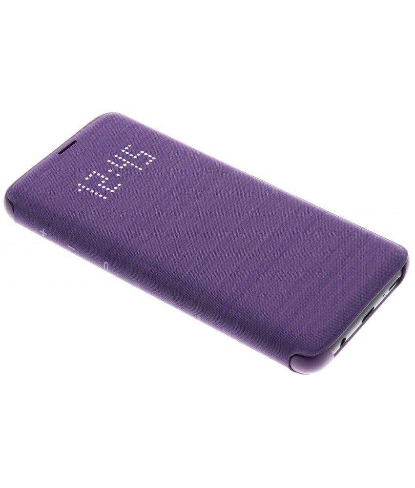 Samsung Violet originele LED View Cover Galaxy S9