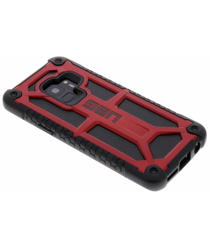 UAG Rood Monarch Hard Case Samsung Galaxy S9