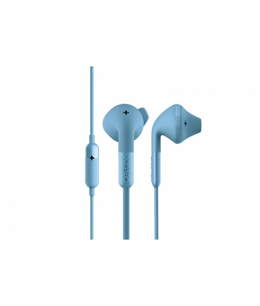 DeFunc Blauw Hybrid Earphones