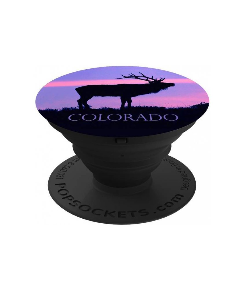 PopSockets Elk Sunset