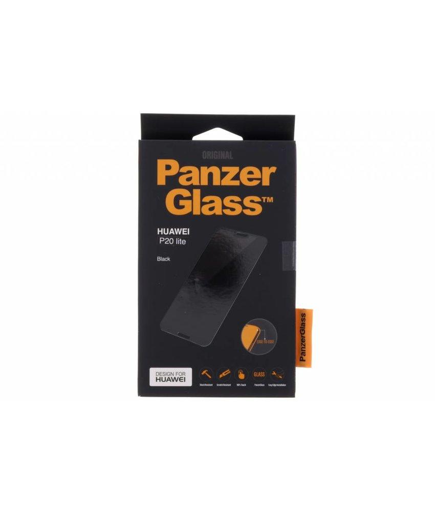 PanzerGlass Zwart Premium Screenprotector Huawei P20 Lite