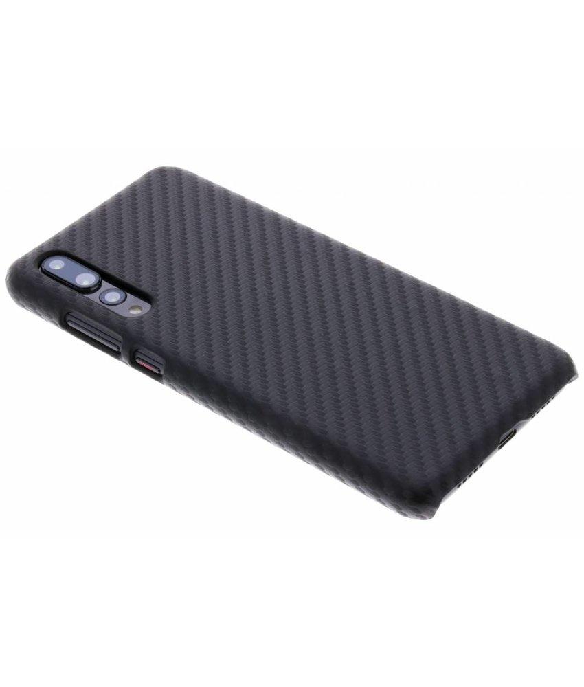 Carbon look hardcase hoesje Huawei P20 Pro