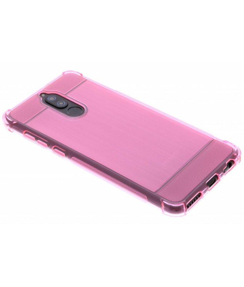 Roze Xtreme siliconen hoesje Huawei Mate 10 Lite