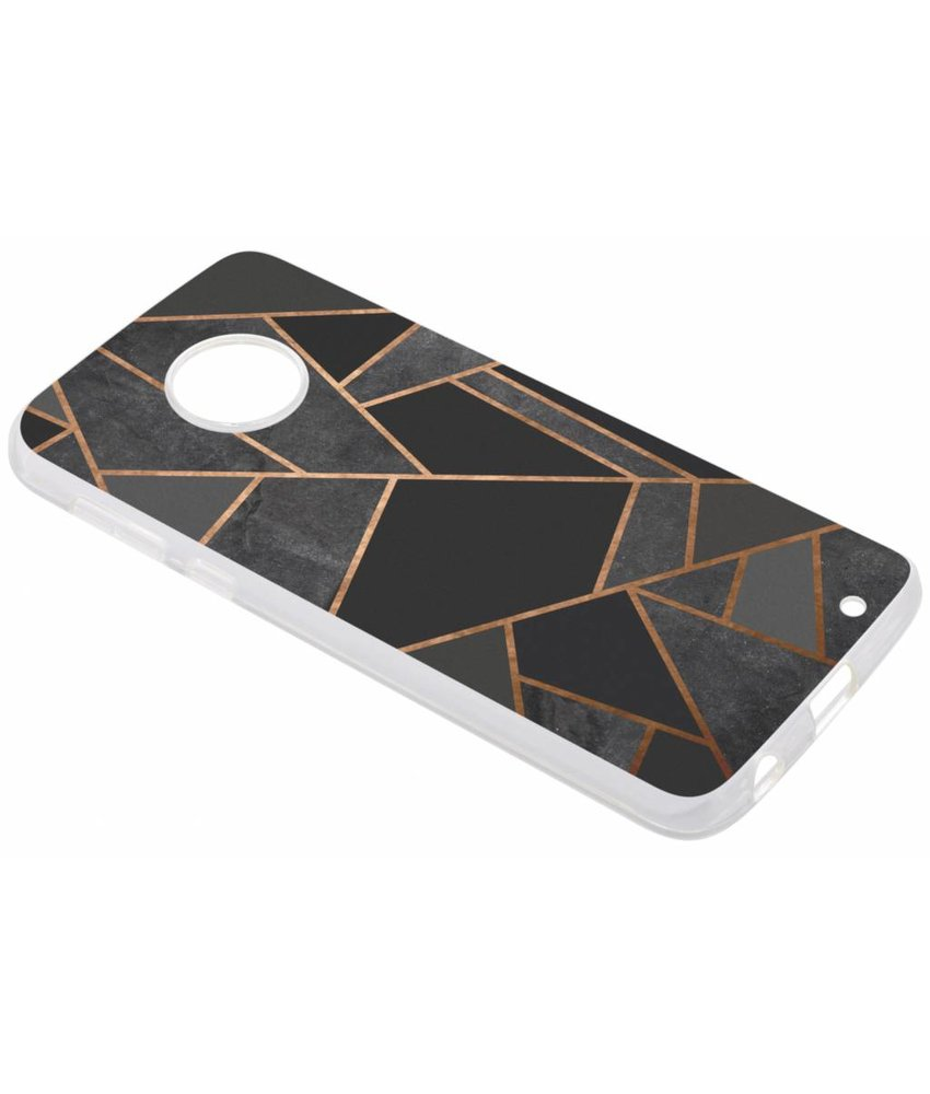 Design TPU hoesje Motorola Moto G6 Plus