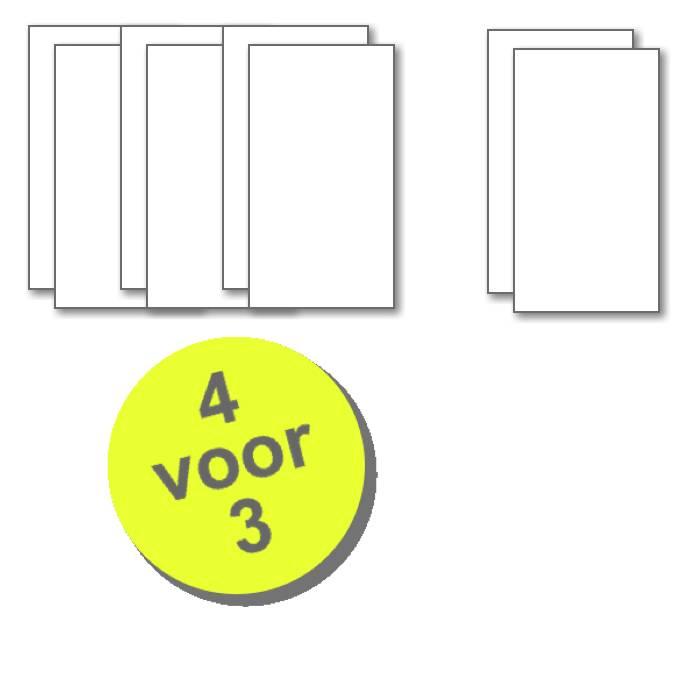 WTW 4 paar filters voor StorkAir WHR 90/91 <wk41-'01