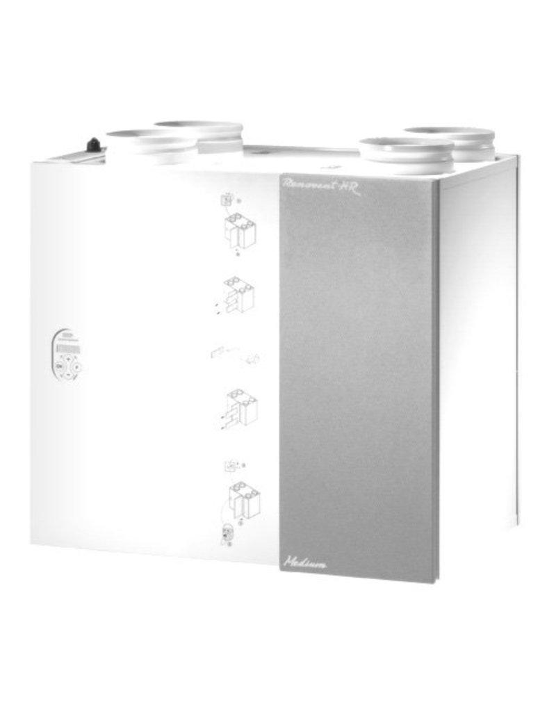 WTW 1 paar filters voor Renovent 250/325 M/L