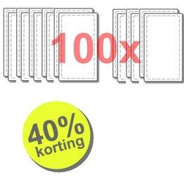 WTW 100 paar filters voor Renovent 250/325 M/L
