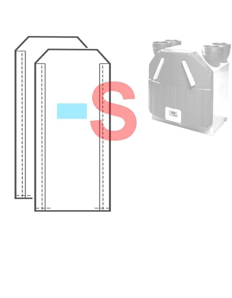 WTW WTW-filters WHR 90/91 voor Zehnder JE StorkAir | 100 paar