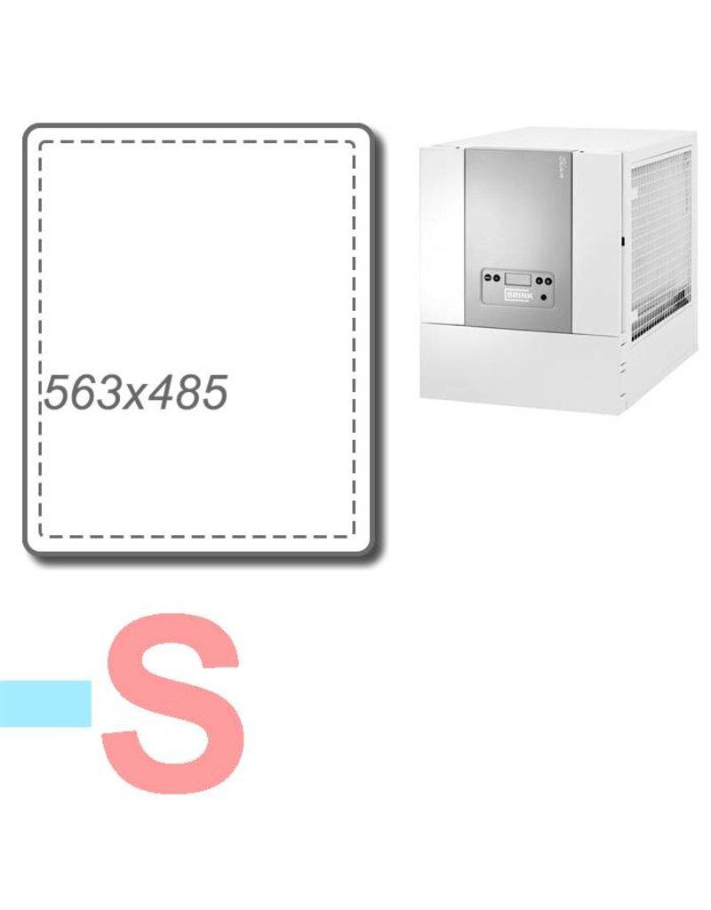 1 filter voor Brink Elan 16/25 2.0