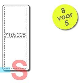 8 filters B-16 HR / B16 1350