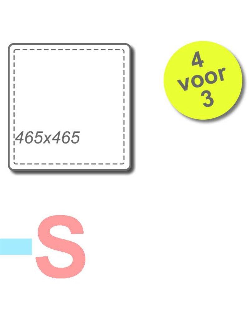 4 filters voor Brink Allure B-25 HRD / B16-B25 HRD 2100