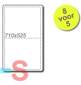 8 filters B-40 HR / B16-B25-B40 3400