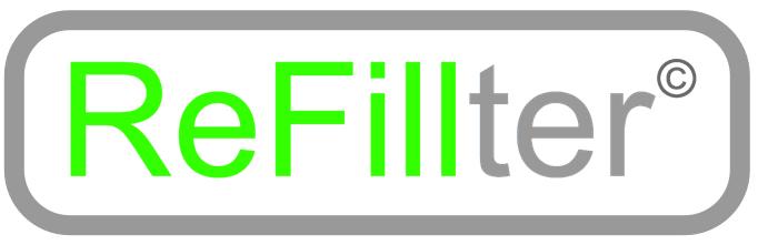 ReFillter© - Het Groene Alternatief!