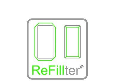 Hoe werkt ReFillter©?