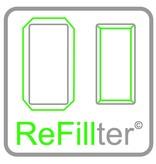 ReFillter© voor Itho HRU-2/3 // 8 filtersets
