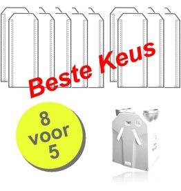 WTW Filters WHR 930 voor Zehnder JE StorkAir | 8 paar