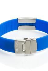 SOS armband Blauw