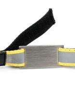 Shoe ID tag yellow