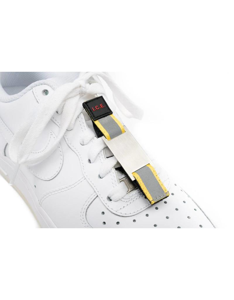 Shoe IDTag Geel