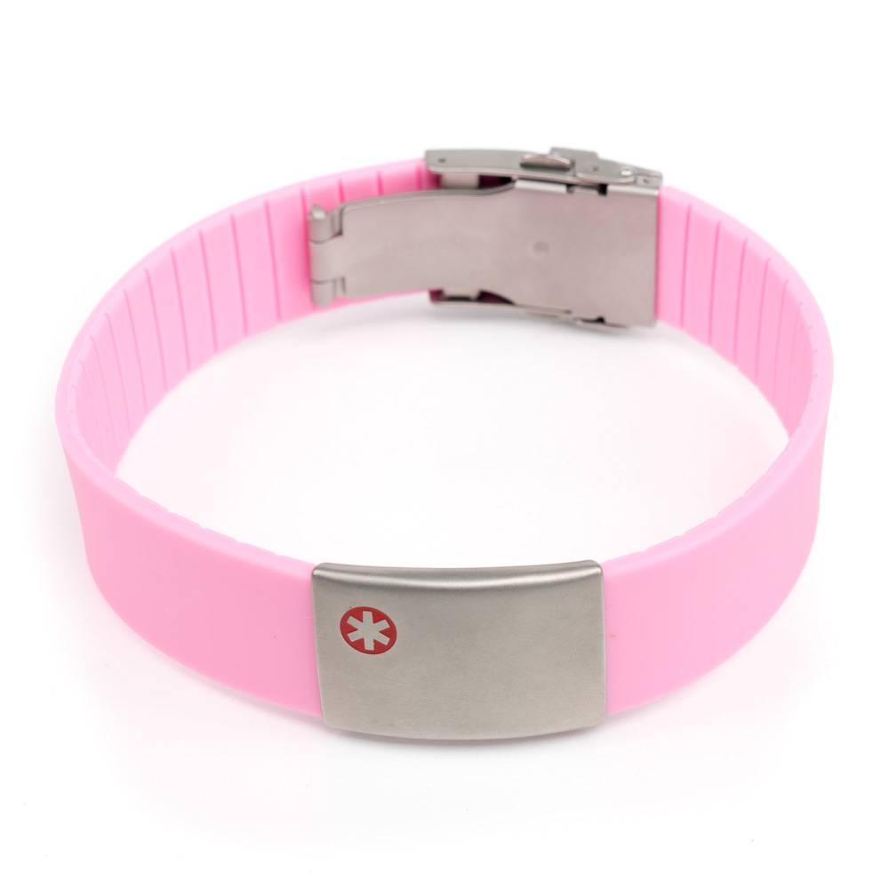 Medical bracelet Pink