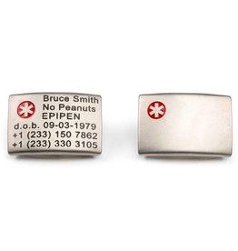 Medical ICE ID tag