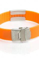 Medische armband oranje