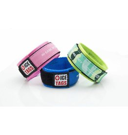 Nylon SOS armbandje