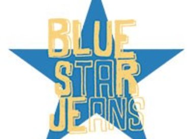 Blue star jeans