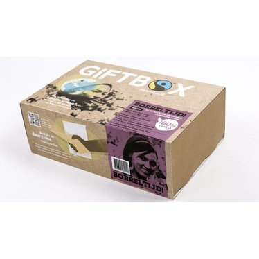Fairtrade Giftbox Borreltijd!