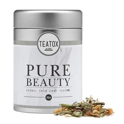 Teatox Kräutertee Pure Beauty